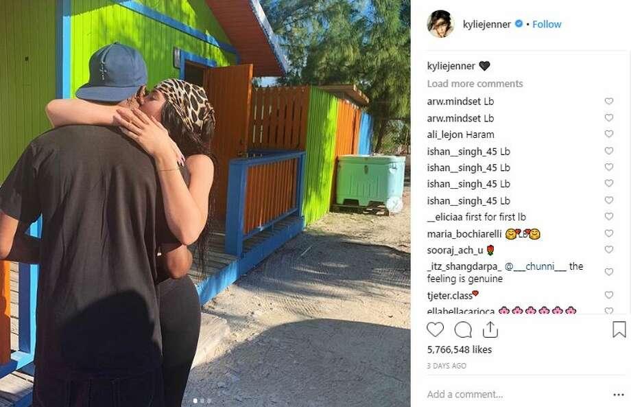 33cd023b8e06 Kylie Jenner and Travis Scott relationship timeline - Houston Chronicle