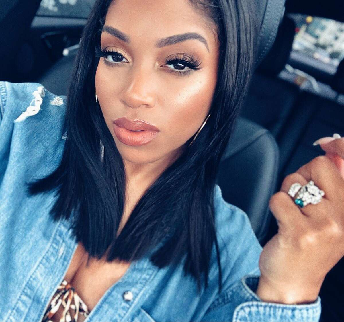 Brooke Valentine is a series regular on the popular VH1 series