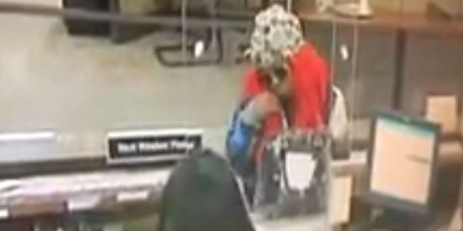 PHOTOS: Houston suspects caught on cameraHouston police released a surveillance video of a woman accused of robbing six banks in a five-day period earlier this month.>>> See more suspects who have recently been caught on security cameras Photo: Houston Police Department