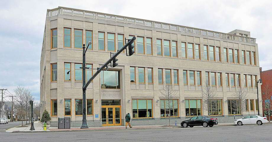 The Community Health Center at 675 Main St., Middletown Photo: File Photo / TheMiddletownPress