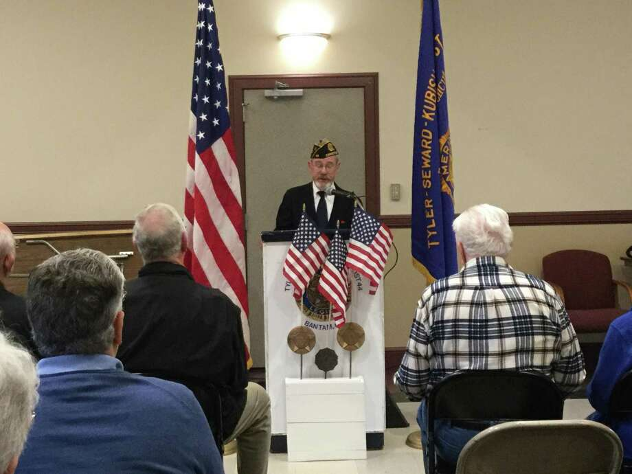 American Legion Post 44 in Bantam will hold its monthly Veteran of the Month program on Feb. 2. Photo: Contributed Photo /