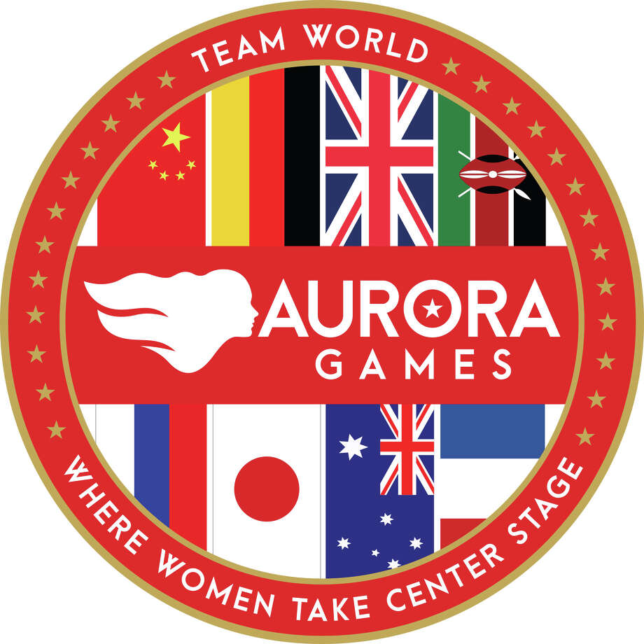 World Team logo for the Aurora Games. Photo: Aurora Games
