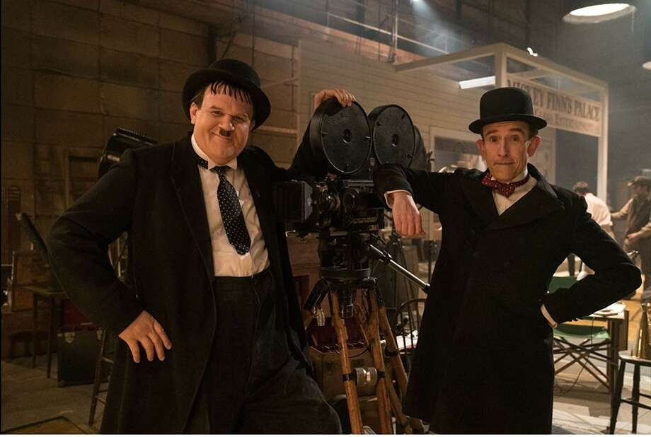"John C. Reilly and Steve Coogan in 'Stan & Ollie"" Photo: Sony Pictures Classics"