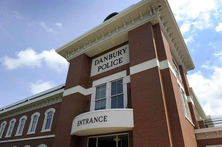 Danbury Police Headquarters on Main Street in Danbury, Wednesday, August 8, 2018. Photo: Carol Kaliff / Hearst Connecticut Media / The News-Times
