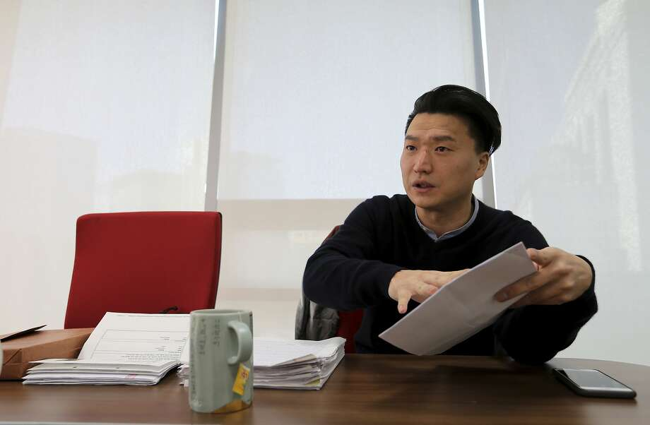 Adam Crapser, 43, who was deported four decades after his adoption by American parents, is suing the Seoul government and a private adoption agency for what he calls gross negligence. Photo: Ahn Young-joon / Associated Press