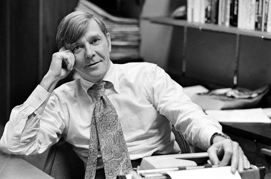 Russell Baker Wrote For The New York Times And Later Hosted Televisions Masterpiece Theatre
