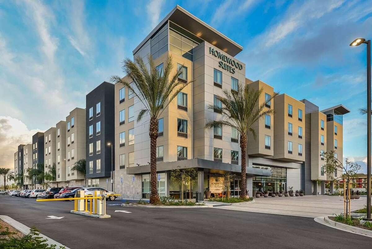 Best for Families Winner: Homewood Suites by Hilton AnaheimResort Where: Anaheim,California Average price: $244 per night