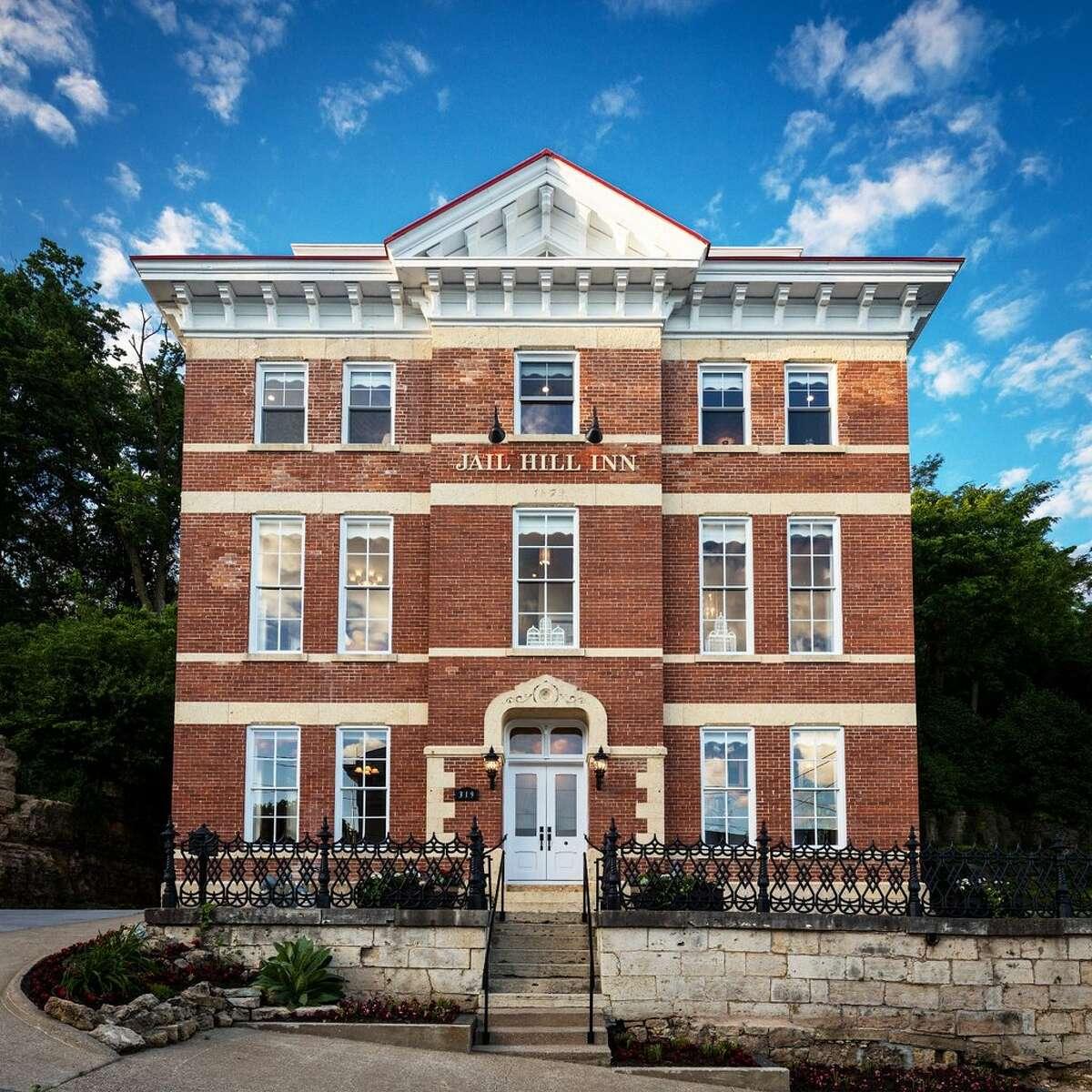 Best B&B orInn Winner: Jail Hill Inn Where: Galena, Illinois Average price: $379 pernight