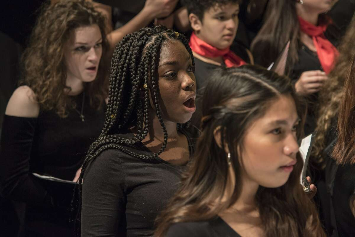 High School Choral Festival, Troy Savings Bank Music Hall, 32 2nd St., Troy.