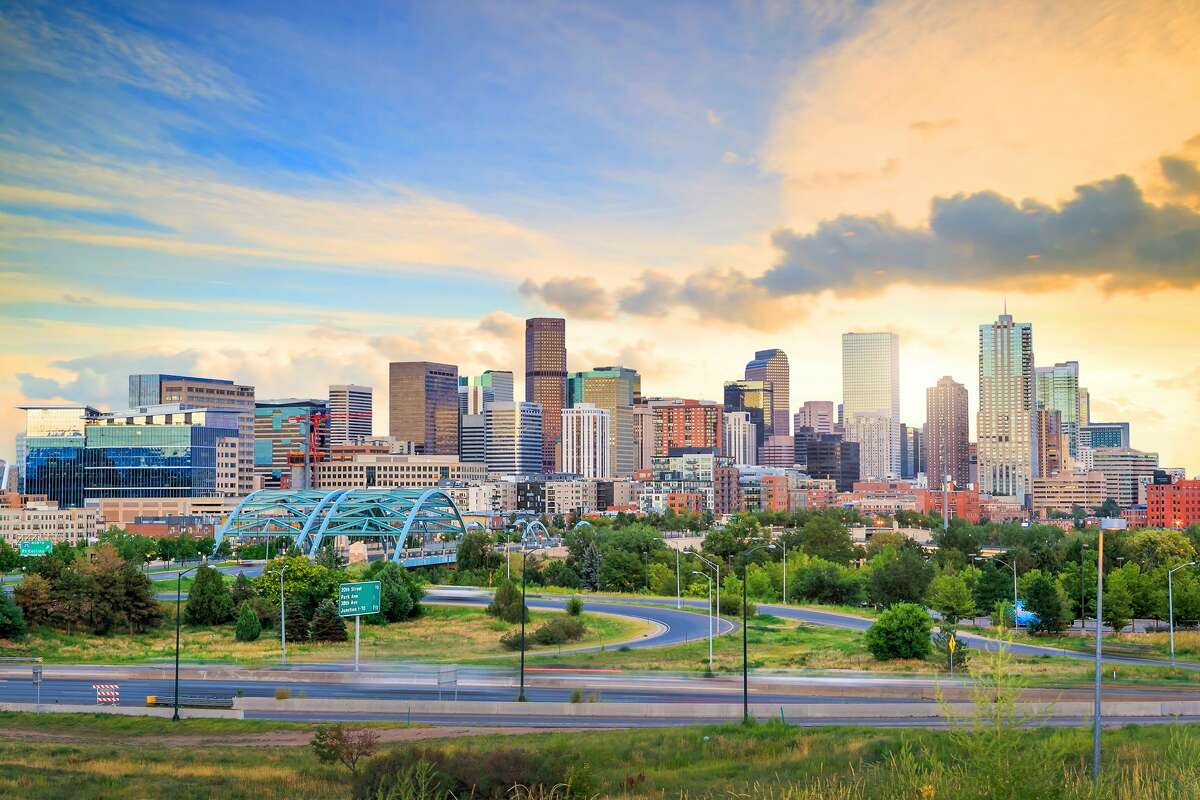 Home prices in Denver rose 3.8 percent year-over year in June, according to CoreLogic's home price index.
