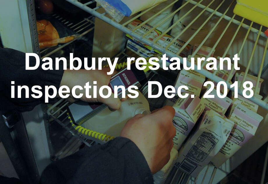 >>The following Danbury eateries 