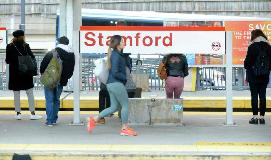 Metro-North Railroad will restore full New Haven Main Line service the morning of July 8, 2019, following the completion of work to rebuild three of five main line tracks that had been out of service for nine days. Photo: Matthew Brown / Hearst Connecticut Media / Stamford Advocate