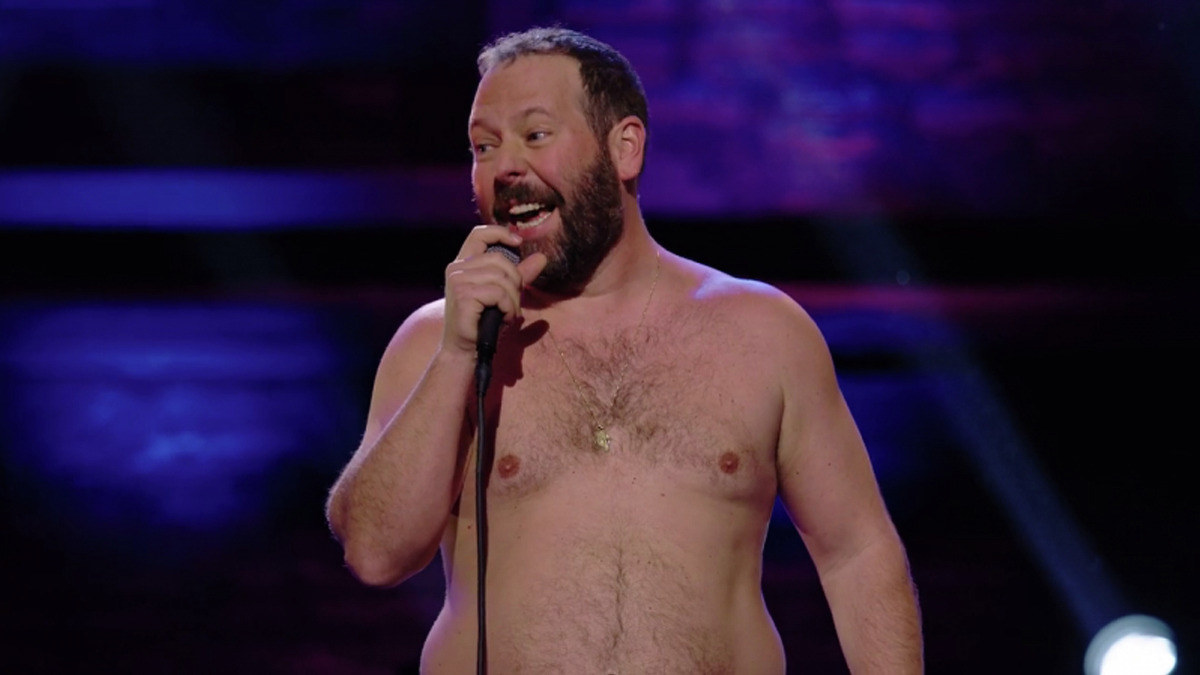 According to comedian Bert Kreischer, Albany was