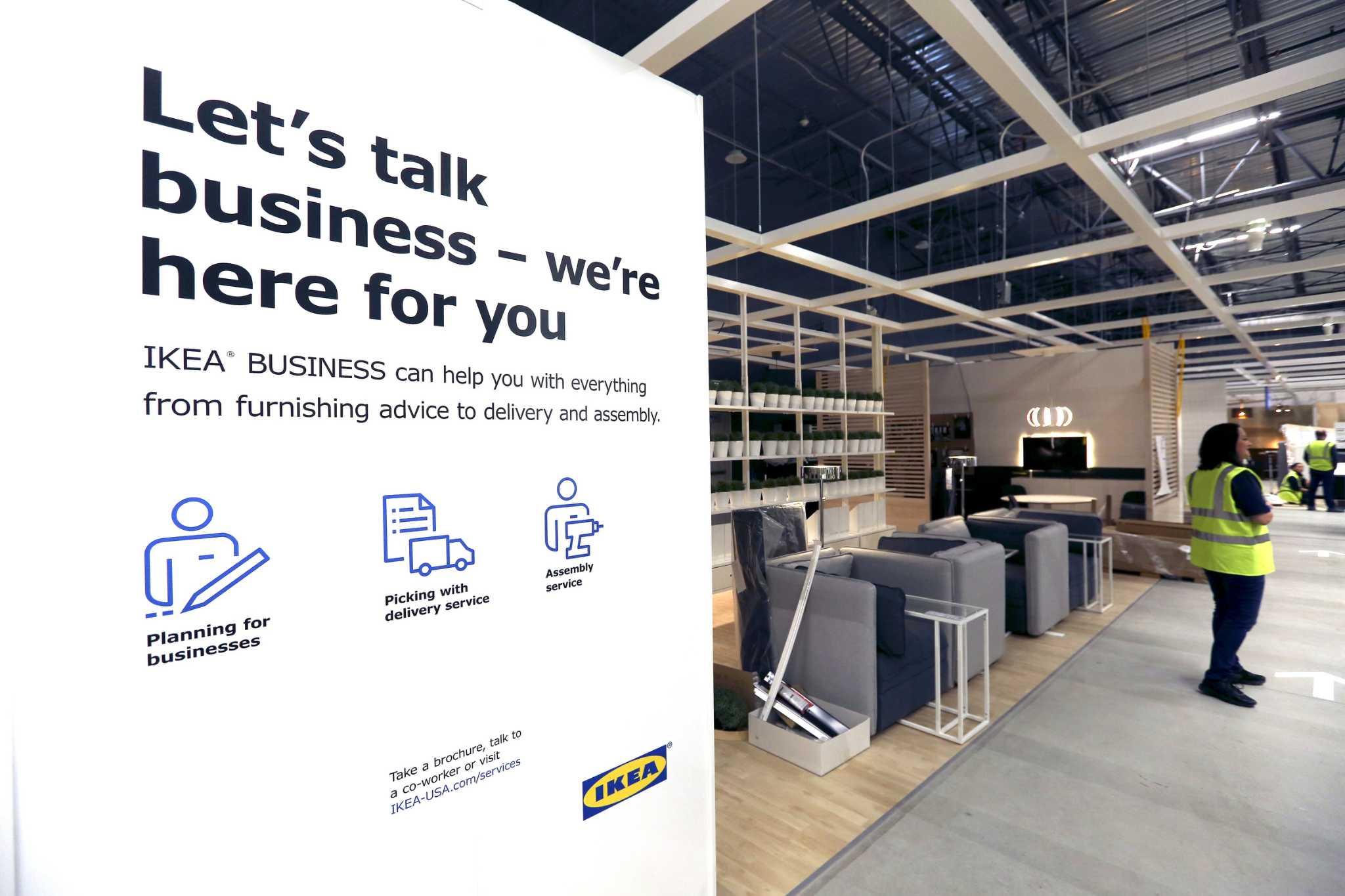 get a sneak peek of ikea s new live oak store. Black Bedroom Furniture Sets. Home Design Ideas