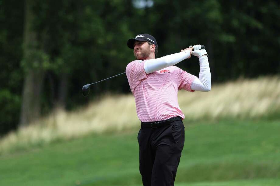Greenwich native and 2010 Greenwich High School graduate David Pastore qualified for the PGA Tour's Farmers Insurance Open, which begins Thursday in San Diego. Photo: Metropolitian Golf Association / Contrbuted Photo / Contributed Photo / Greenwich Time Contributed