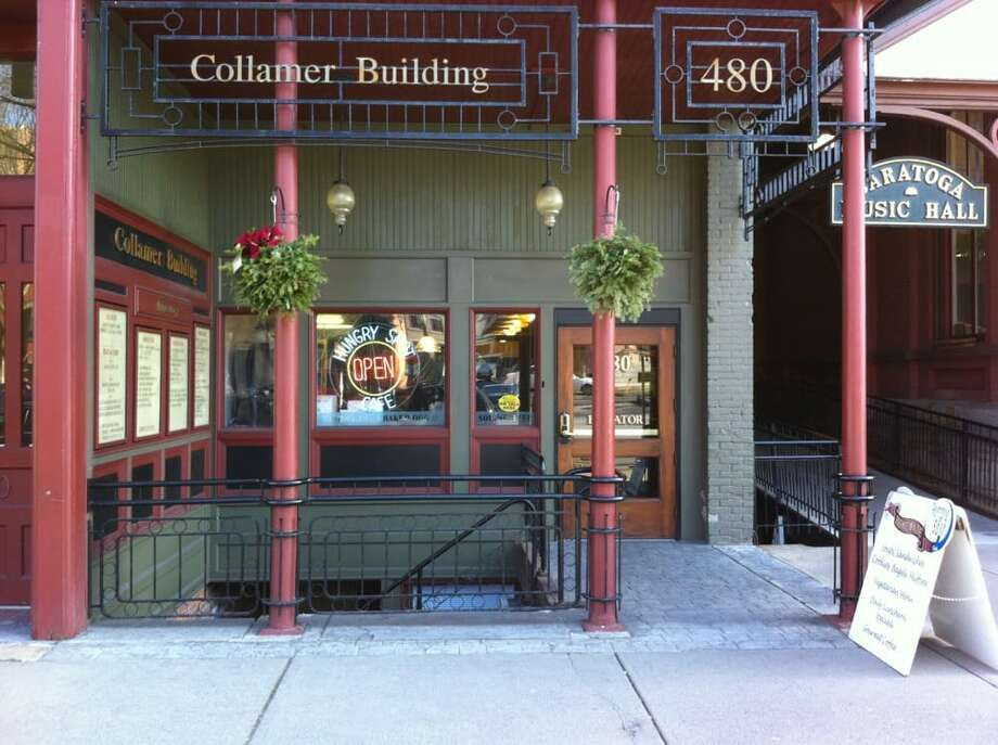 The site of the now-closed Hungry Spot at 480 Broadway in Saratoga Springs. Photo: Yelp