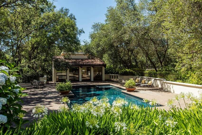 California Governor Gavin Newsom and wife Jennifer Siebel Newsom are moving to this Fair Oaks home with more modern sensibilities, rather than taking up residence in the Governor's Mansion near the Capitol.