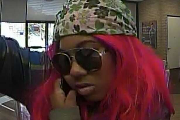 The FBI Violent Crime Task Force is seeking the public's help in identifying an alleged bank robbery suspect. The woman, believed to be in her 20s to early 30s, has reportedly robbed six banks from Friday, Jan. 18, 2019, through Tuesday, Jan. 22, 2019.