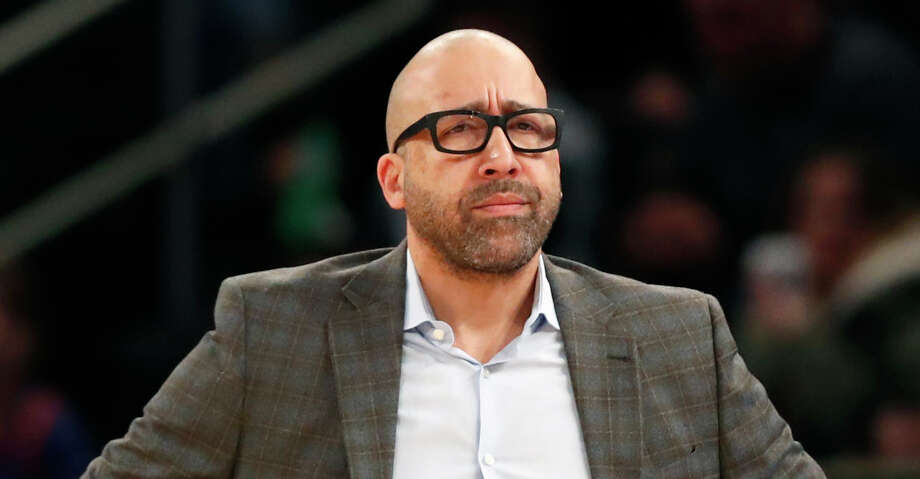 PHOTOS: Rockets game-by-game New York Knicks head coach David Fizdale wears a furrowed brow as he watches the Knicks play the Oklahoma City Thunder in an NBA basketball game, Monday, Jan. 21, 2019 in New York. (AP Photo/Kathy Willens) Browse through the photos to see how the Rockets have fared in each game this season. Photo: Kathy Willens/Associated Press / Copyright 2019 The Associated Press. All rights reserved.