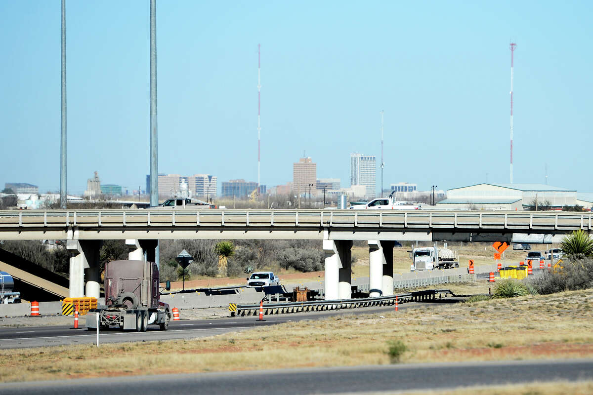 The potential decade-long transformation of Interstate 20 is under way. The end result of all five parts of the I-20 rehabilitation includes adding a lane each way, one-way frontage roads, improved locations for entrance and exit ramps, new interchanges and underpasses converted to overpasses at eight locations, according to previous Reporter-Telegram reports.