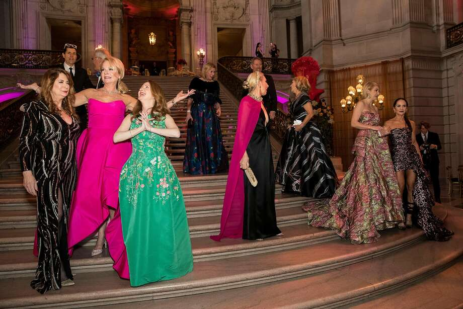 Ballet's opening night celebrated by San Francisco elite at ritzy gala