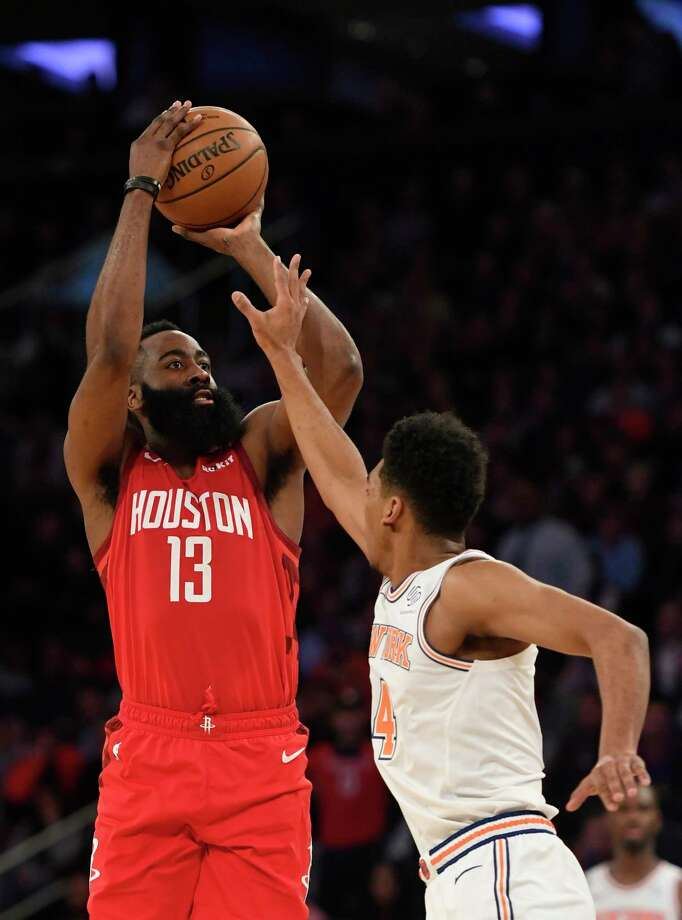 Rockets  Harden scores 61 vs. Knicks - Times Union d3aade5fc