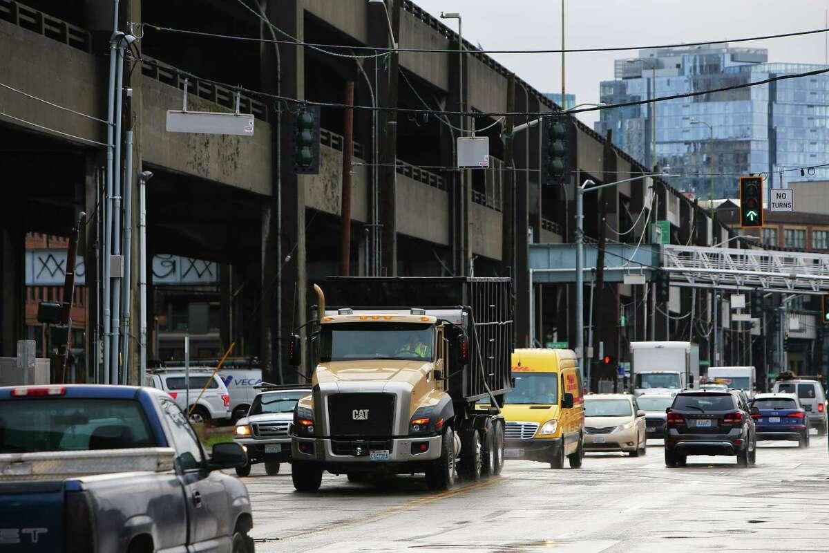 Average hours lost in congestion in 2018 in Seattle: 138