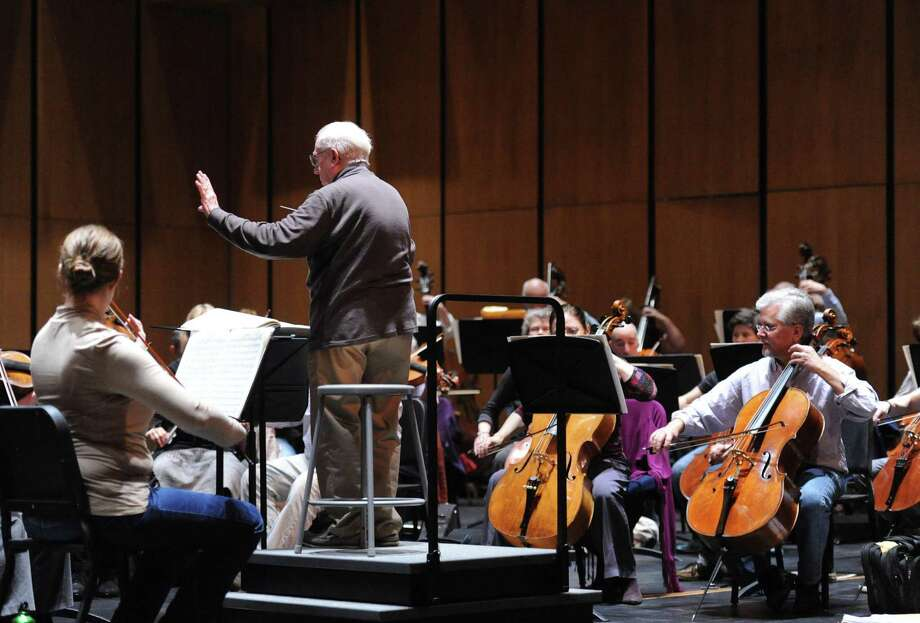 The Greenwich Symphony Orchestra will be in concert at 8 p.m. Saturday and 4 p.m. Sunday, featuring Mozart, Symphony No. 35 (Haffner); Brahms, Schicksalslied (Song of Destiny) with the Greenwich High School Select Choirs; and Schubert, Symphony No. 10. Concerts are at the Greenwich High School Performing Arts . Tickets are $40 per person, $10 for students. For more information, call 203-869-2664 or visit www.greenwichsymphony.org. Photo: File / Hearst Connecticut Media / Greenwich Time