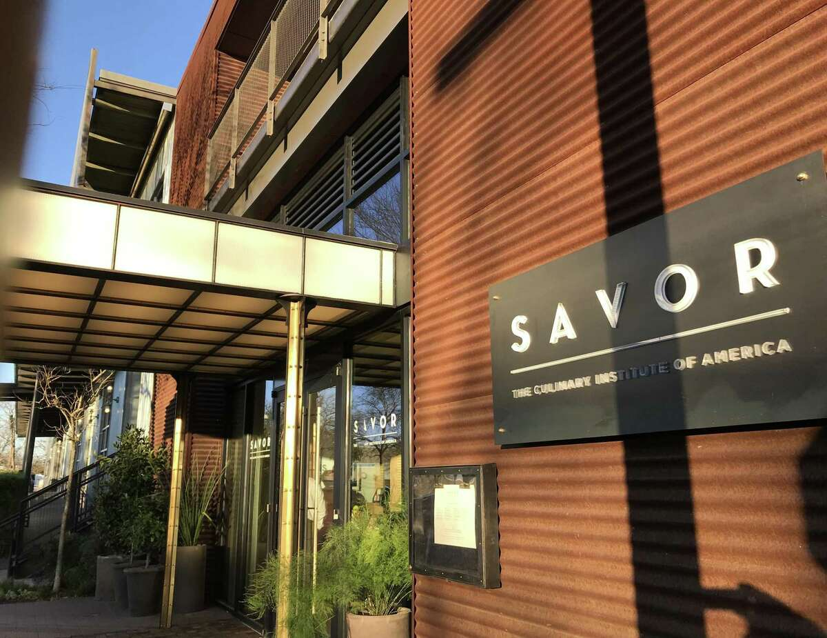 Savor, the new restaurant from The Culinary Institute of America, San Antonio, is located at 200 E. Grayson St., Suite 117.