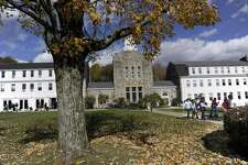 Wooster School on Miry Brook Road in, Danbury, Conn., is a pre-school through high school, private co-educational school.