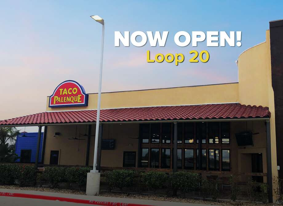 This week, Taco Palenque opened its 10th Laredo and Cotulla location on 7220 Bob Bullock Loop. Photo: Taco Palenque