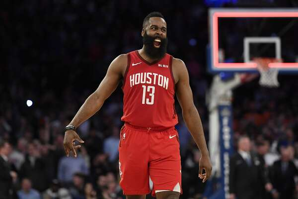 3c356f841738 Rockets  James Harden and the magnificent monotony of it all ...
