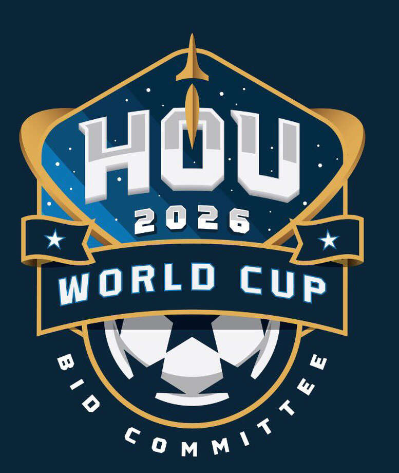PHOTOS: A look at 2018 World Cup watch party in Houston The logo for the Houston 2026 World Cup Bid Committee. Houston is among 17 American cities vying to become one of 10 host cities selected when the finalists are trimmed by 2021. Photo: Harris County Houston Sports Authority