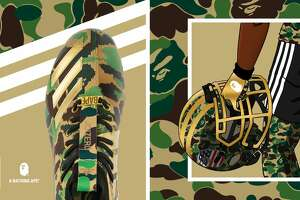 adidas BAPE SuperBowl collection