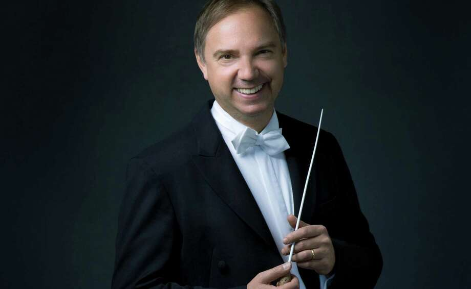This will be Sebastian Lang-Lessing's final season as music director for the San Antonio Symphony. Photo: Natalia Sun