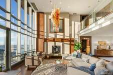 Edgar Martinez, inducted into the Hall of Fame this week, has listed his Bellevue penthouse atop One Lincoln Tower for $9.78 million. See the full listing here.