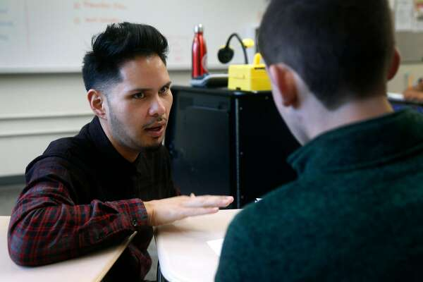 Special Education Teachers To Get Boost >> Special Education Teacher A Prime Example Of Where Sf Should Invest