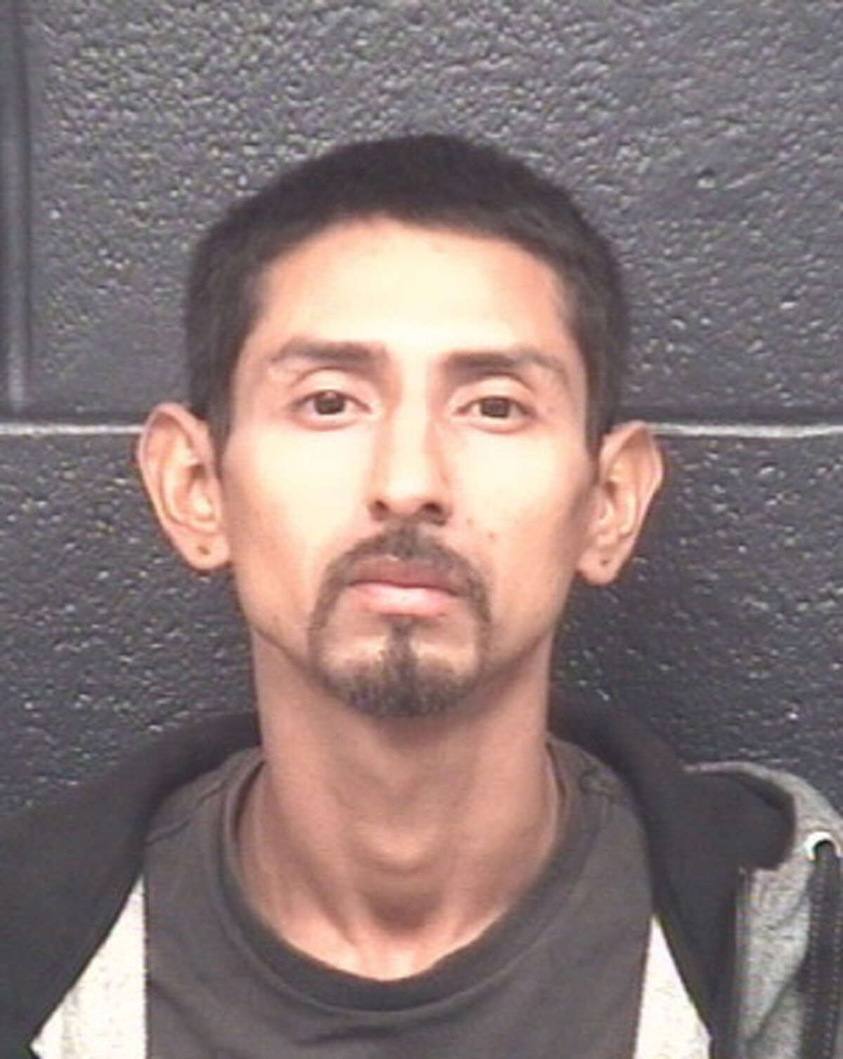 Luis Adrian Ramos, 29, is wanted for breaking into a home and stealing a firearm, according to Laredo police.
