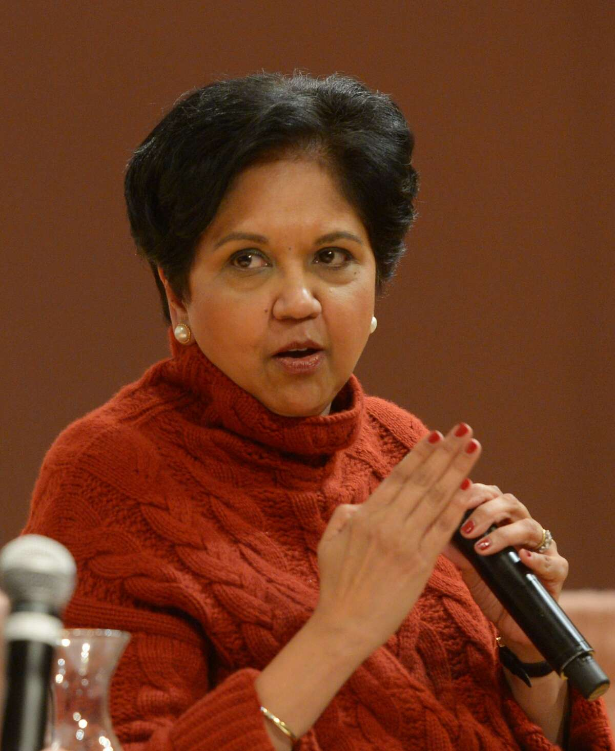 The Greenwich Historical Society will honor Indra K. Nooyi, former chairman and CEO of PepsiCo, with its History in the Making Award at a reception and lecture on Wednesday evening at the Round Hill Club. For tickets, visit greenwichhistory.org or call 203-869-6899, Ext. 13.