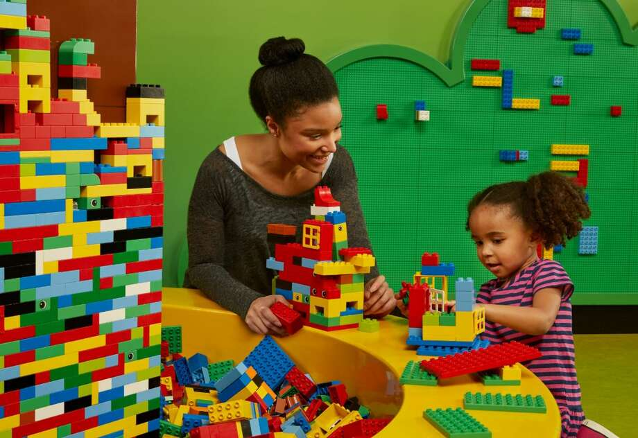 LEGOLAND Discovery Center Bay Area is hosting a two-day building competition to find a Master Model Builder. Photo: Courtesy Of Legoland Discovery Center