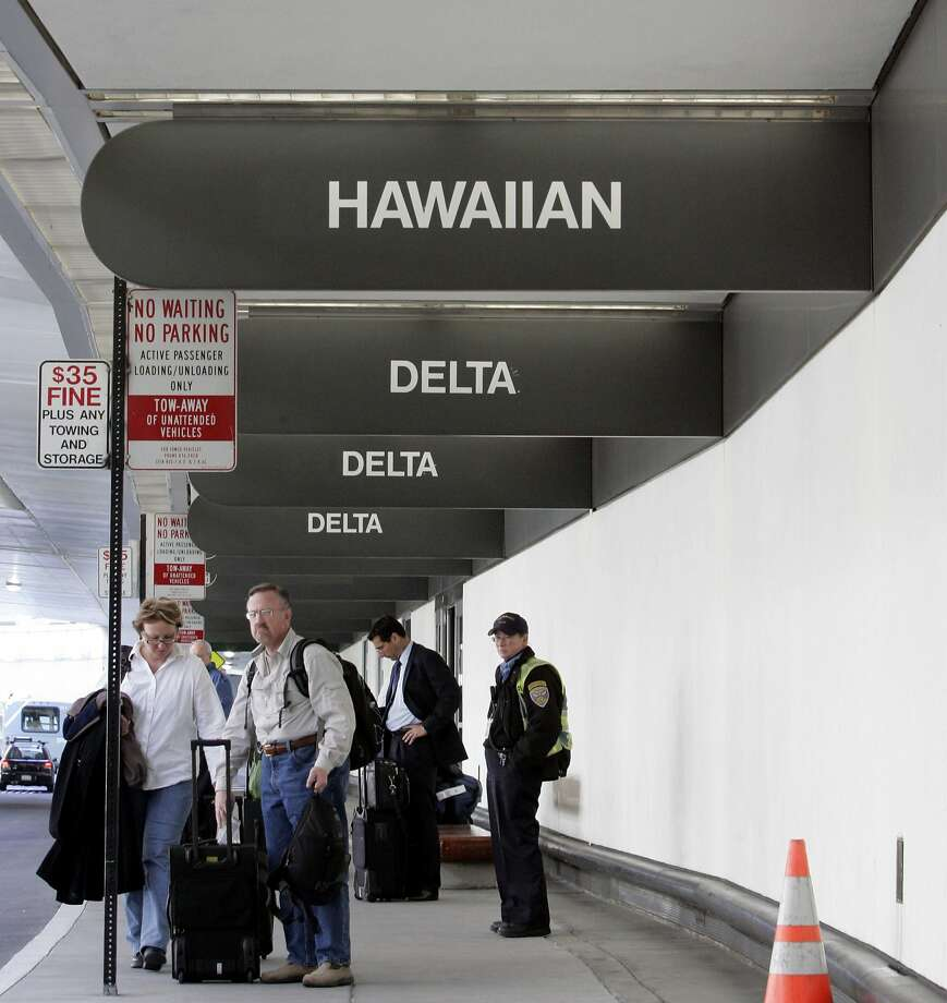A Hawaiian Airlines Flight From Honolulu To New York Was Rerouted Thursday Night San Francisco