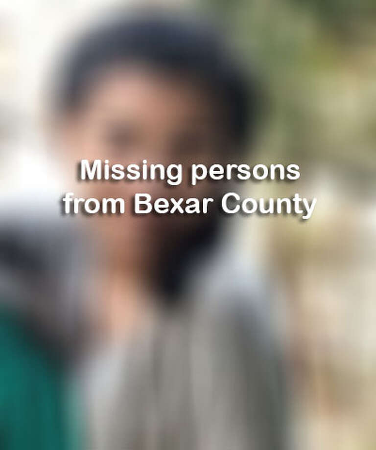 Missing persons from Bexar County Photo: Texas Department Of Public Safety
