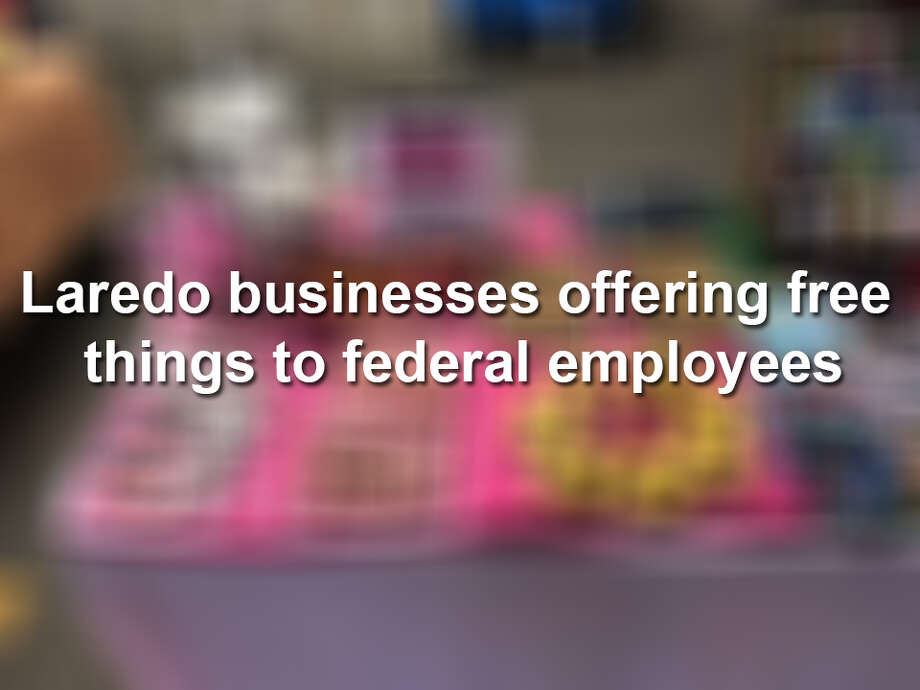 Keep scrolling to see Laredo businesses offering freebies to federal employees during shutdown. Photo: Courtesy Oh My Dog Pet Boutique