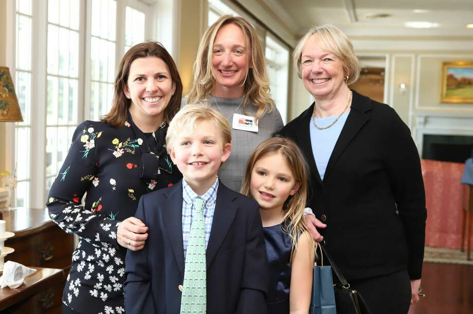 "The YWCA Greenwich Women Who Inspire Awards was held on January 25, 2019 at the Greenwich Country Club. In 2019 YWCA Greenwich IS celebrating 100 years of serving to eliminating racism and empowering women.  To commemorate this milestone, YWCA Greenwich debuted a new annual event called the ""Women Who Inspire Awards"" to recognize exceptional women in our community. Were you SEEN? Photo: Dawn Kubie"