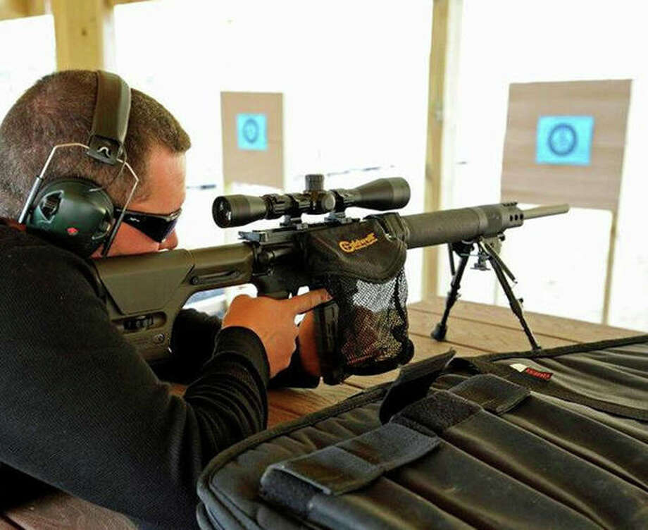 While many people would not think of it first, the Edwardsville Gun Club is offering to defer dues renewal by three months past the restart of federal funding. The club has approximately 1,000 members. Photo: For The Telegraph