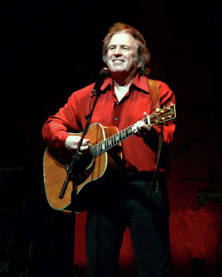 Don McLean will perform at Hartford's Infinity Music Hall on Feb. 9. Photo: Keith Perry / North News & Pictures Ltd. / Contributed Photo / (c) North News & Pictures ltd