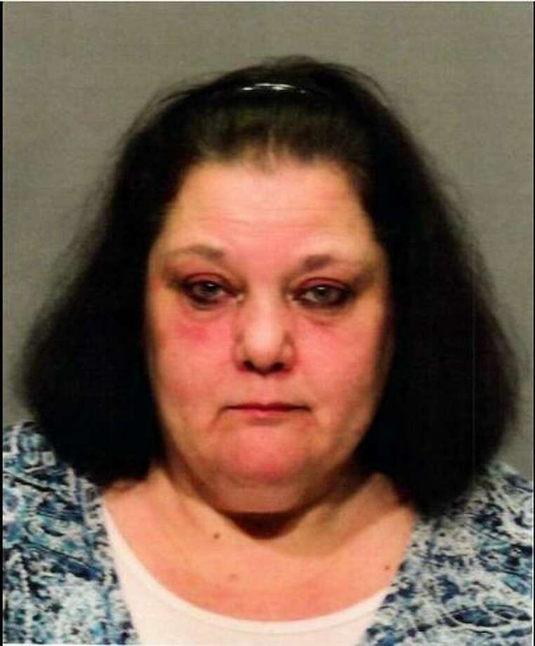 Karen Von Tobel of Greenwich is charged with risk of injury to a minor and intentional cruelty to a person -- which are both felonies. Photo: Greenwich Police Department /