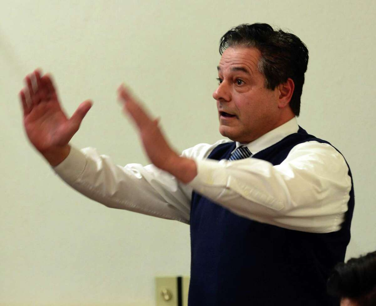 Ansonia Mayor David Cassetti said he is not going to raise the mill rate by seven or eight mills to fund the Board of Education's request $6.5 million increase.