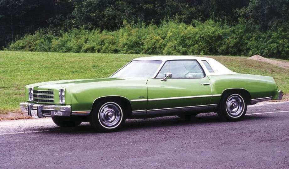 The Monte Carlo's 3,907 pounds are spread across the 17-foot, 9-inch-long car, which rolls on a 116-inch wheelbase. At 77.6 inches wide, the Chevrolet is more than 2 feet wider than it is tall.