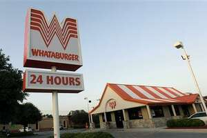 An industry publication says Whataburger ranked seventh among U.S. burger brands by 2017 sales.